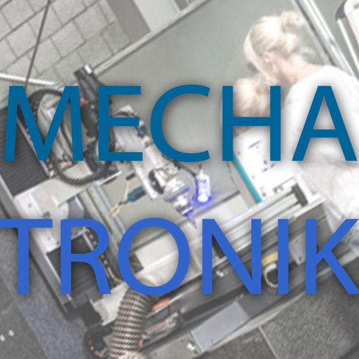 Apprenticeship as mechatronics engineer at RJ Lasertechnik
